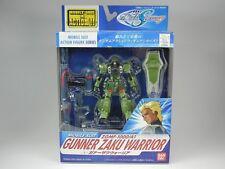 """MSIA Gundam """" Dearka Elthman Use ZGMF-1000/A1 GUNNER ZAKU WARRIOR """"Figure BANDAI"""