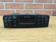 01-04 MERCEDES W203 C230 C320 AMG AM FM RADIO PLAYER 2038202486 OEM