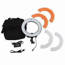 """Meking Camera Photo Video 18"""" Outer 55W 240PCS LED Ring Light 5500K Dimmable"""
