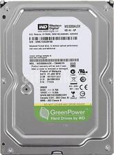"""HARD DISK HDD - Disco Fisso 3,5"""" 7200 rpm SATA 750 GB USATO GARANTITO PERFETTO"""