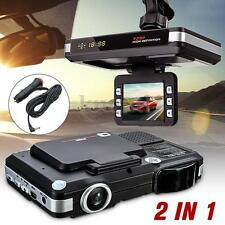 MFP 5MP DVR TFT Auto Videoregistrator Recorde Kamera +Radar Laser speed Detector