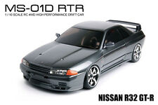 MST MS-01D RTR 1/10 Scale 4WD RC Drift Car (2.4G) w/carbody - NISSAN R32 GT-R