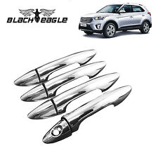 Black Eagle High Quality Chrome Handle Door Latch Cover for Hyundai Creta