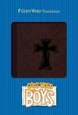 God's Word for Boys :) Autumn Bark - Cross Design Duravella - New in Box