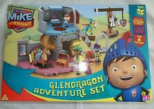 Mike the Knight Glendragon Deluxe Castle Playset + 6 Figures+ Quintain Training
