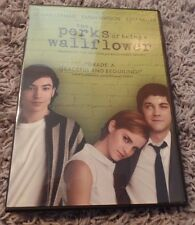 THE PERKS OF BEING A WALLFLOWER, DVD