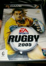 Rugby 2005 - PC GAME - FAST POST