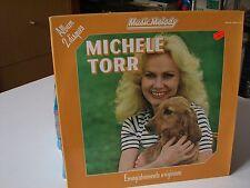 DOUBLE 33 TOURS / LP--MICHELE TORR--24 TITRES / ENREGISTREMENTS ORIGINAUX