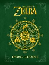The Legend of Zelda : Hyrule Historia by Shigeru Miyamoto and Eiji Aonuma...