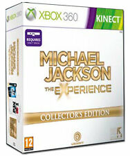 Michael Jackson The Experience Collector's Edition Kinect XBOX 360 UBISOFT