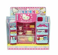 Hello Kitty Kitchen Play Set Mother's Mom Cook Role Kit Kids Child Girls Gift