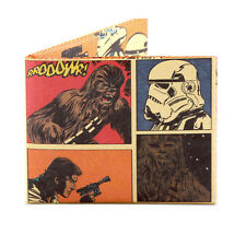 Dynomighty star wars HAN SOLO/CHEWBACCA COMIC MIGHTY WALLET made of tyvek DY-827
