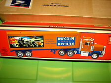 Lionel Box Trailer Toy Truck TMT-18011 Coinbank Bank Operating Lights Sounds MIB
