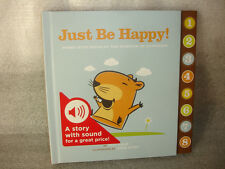 Wholesale CASE 48 Kids Books Just Be Happy Hamster of Happiness plays sounds