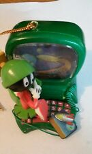 Marvin the Martian Warner Brothers Christmas Ornament 1998 Pre-owned