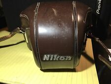 Nikon F Photomic 35mm SLR Film Camera with 50 mm lens Kit