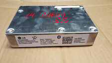 2014 CHEVY SS  CHEVROLET CAPRICE ONSTAR COMMUNICATION MODULE  13505324