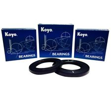 SV650 03 - 09 KOYO COMPLETE REAR WHEEL BEARING KIT INCLUDING BOTH SEALS