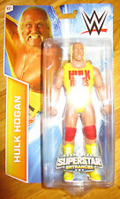 HULK HOGAN WWE SUPERSTAR ENTRANCES HULK RULES TSHIRT FIGURE WALMART EXCLUSIVE
