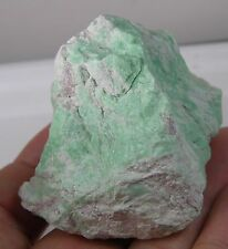 #2 345.00ct Utah USA 100% Natural Rough Raw  Uncut Variscite Specimen 69.00g