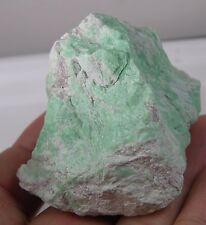 #2 345.00ct Utah USA 100% Natural Rough Raw  Uncut Variscite Specimen 69.00g