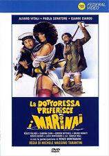 DVD SEXY LA DOTTORESSA PREFERISCE I MARINAI VITALI SENATORE CIARDO MONTAGNANI