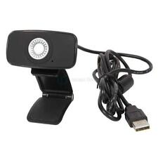 AUSDOM AW310 USB 2.0 720P HD Webcam Web Camera with Mic Skype for Video Chat US