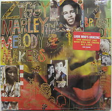 ZIGGY MARLEY And The MELODY MAKERS One Bright Day 1989 US ORG Sealed LP BOB