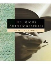 Religious Autobiographies by Gary L. Comstock (2003, Paperback, Revised)