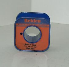 BELDEN 8817 LITZ WIRE 5X44AWG Cloth Covered Wire for Crystal Radio Loop Coils