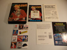 Rare GREG NORMAN'S SHARK ATTACK Commodore Amiga Game by Melbourne House!!