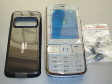 nokia N79 cover keypad  housing fascia set black-gray colour