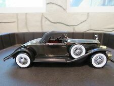 Vintage 1:18 Scale 1931 Rolls Royce AM Radio