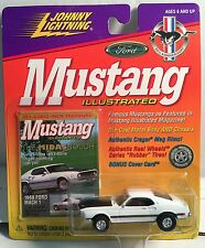 1969 FORD MACH 1 1999 Johnny Lightning Mustang Illus 1:64 Diecast MIP!