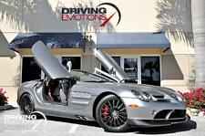 2009 Mercedes-Benz SLR McLaren Base Convertible 2-Door
