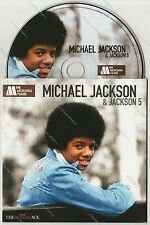 The Motown Years Michael Jackson & Jackson 5 Cardsleeve Promo The Sunday Age 7Tk