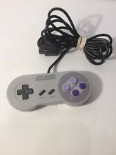 Official SNES Controller Original Super Nintendo Brand Remote Gamepad Paddle OEM