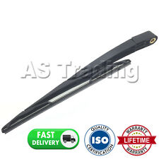 FOR VAUXHALL ASTRA MK5 H ESTATE 2004-2009 REAR WINDSCREEN WIPER ARM & BLADE KIT