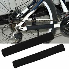 2PCS New Waterproof Bicycle Frame Chain stay Protector Guard Pad Cover CA