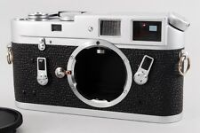 [Near Minr] Leica M4 35mm Rangefinder Film Camera Body Only From Japan #592