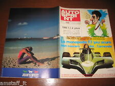 AUTOSPRINT 1980/17=HOETTINGER=MUGELLO MARCHE=TEO FABI MARCH POSTER=