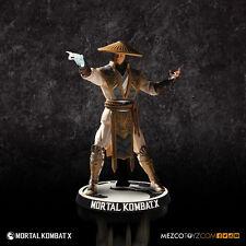 Mortal Kombat X, Raiden Figura De Acción 10 CM | mercancía juego oficial (nuevo)