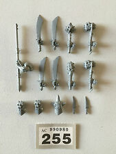 WARHAMMER AGE OF SIGMAR FROSTGRAVE OGRE TROLL WEAPON SPARES CONVERSION BITS PACK