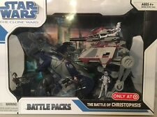 Battle of Christophsis Clone War Battle Pack - Star Wars 2008 - Target Exclusive