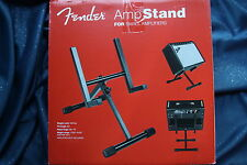 Fender Model FAS30BK Amp Stand for Small Amps, MPN 0991832001