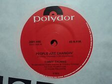 """Timmy Thomas """"People Are Changin'"""" Classic Hit Oz 7"""""""