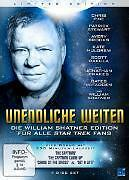 Star Trek Unendliche Weiten Die William Shatner Edition Limited Edition NEU OVP