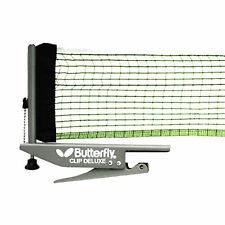 NEW Butterfly clip deluxe Table Tennis Net & Post Clip - Cheap Table Tennis