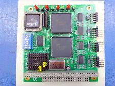 New! Embedded-PC Modules PC/104 Serial CCA w/ Cable Hardware Software PCM-3640