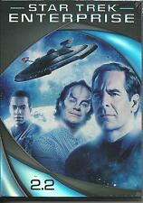 Star Trek. Enterprise. Stagione 2. Parte 2 (2002) 4 DVD